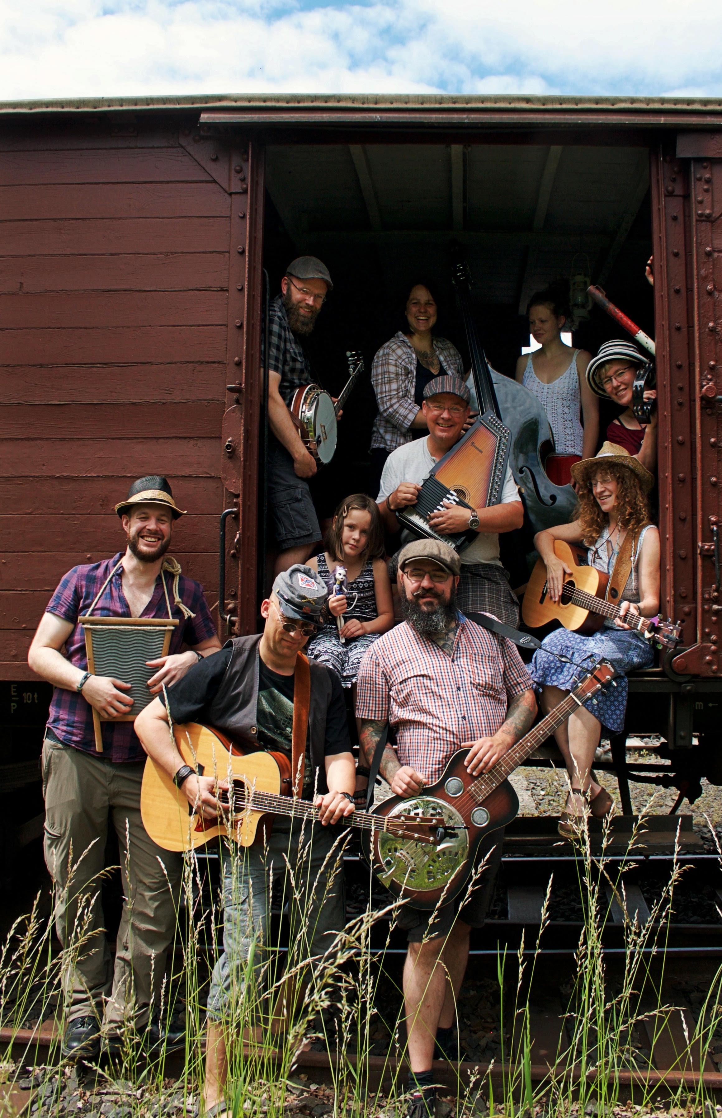 Folk und Bluegrassfreunde Nordhessen